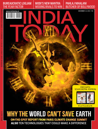 India Today 14th December 2015
