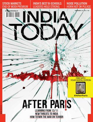 India Today 30th November 2015