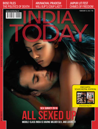 India Today 8th February 2016