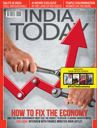 India Today 15th February 2016