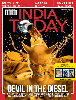 India Today 1st February 2016