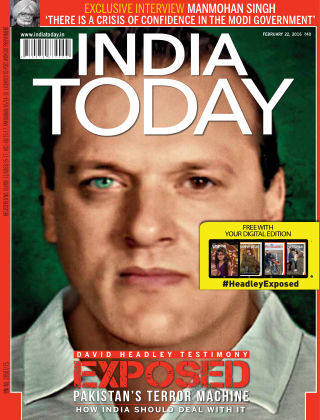 India Today 22nd February 2016