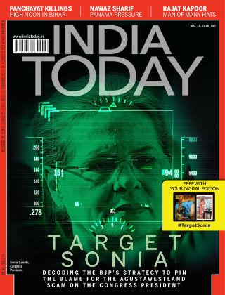 India Today 16th May 2016