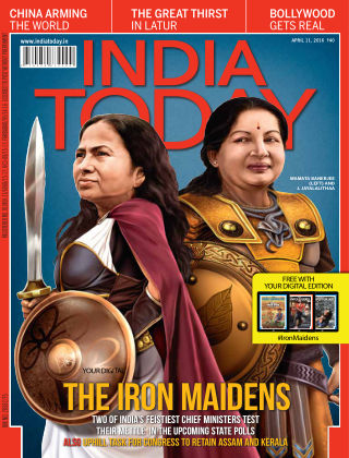 India Today 11th April 2016