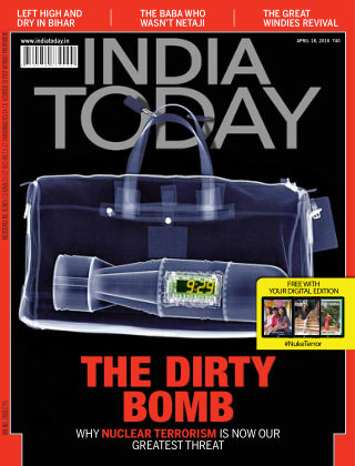 India Today 18th April 2016