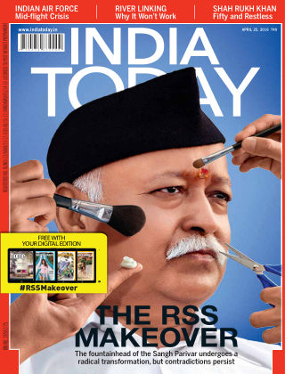 India Today 25th April 2016