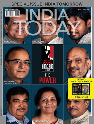 India Today 4th Apil 2016