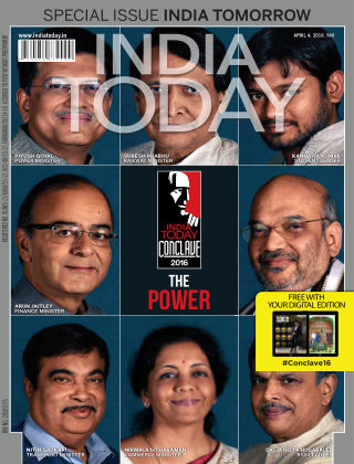India Today 9th May 2016