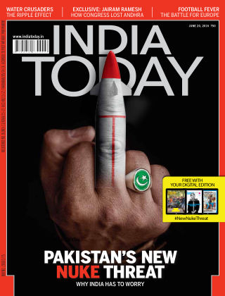 India Today 20th June 2016