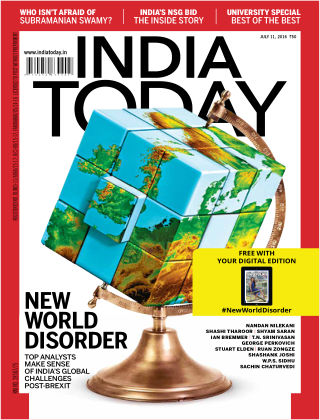 India Today 11th July 2016