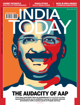 India Today 18th July 2016