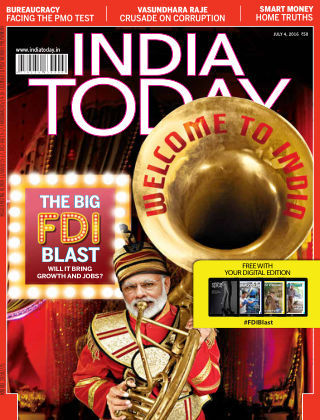 India Today 4th July 2016