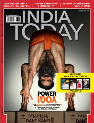India Today 25th July 2016