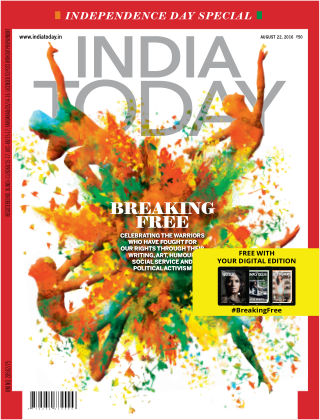 India Today 22nd August 2016
