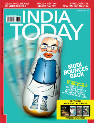 India Today 29th August 2016