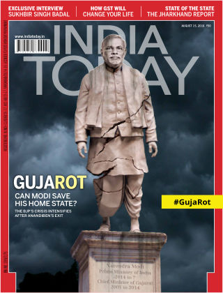 India Today 15th August 2016