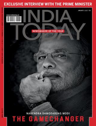 India Today 9th January 2017