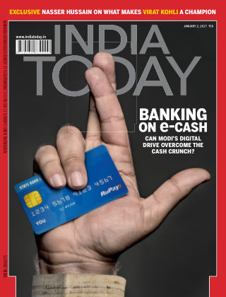 India Today 2nd January 2017