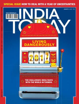 India Today 16th January 2017