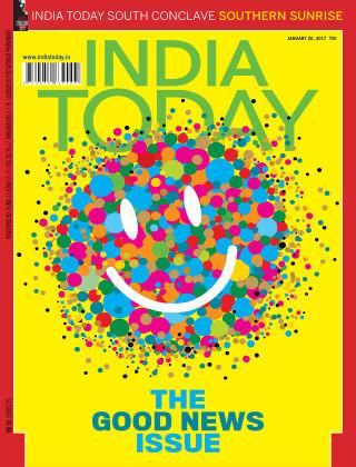 India Today 30th January 2017