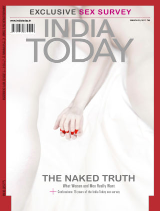 India Today 20th March 2017