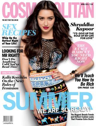 Cosmopolitan India  April 2015