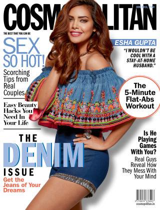 Cosmopolitan India June 2016