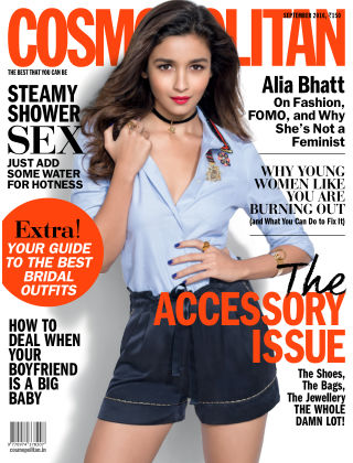 Cosmopolitan India September 2016