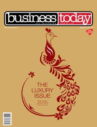 Business Today 13th September 2015