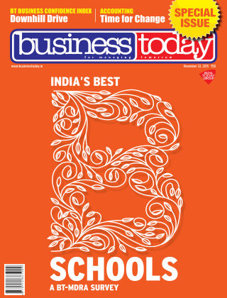 Business Today 22nd November 2015