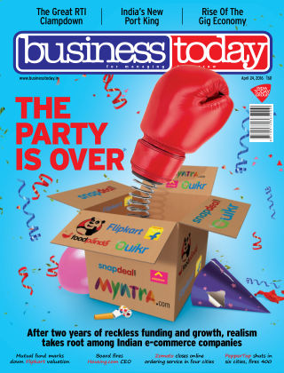 Business Today 24th April 2016
