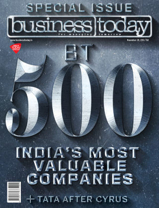 Business Today 20th November 2016