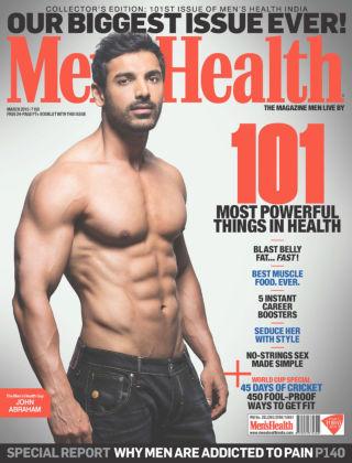 Men's Health India 2015-03-01