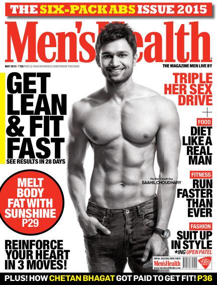 Men's Health India May 01, 2015 00:00