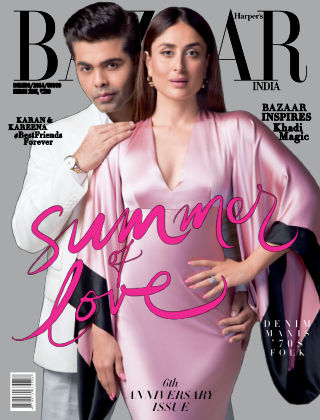 Harper's Bazaar India  March 2015