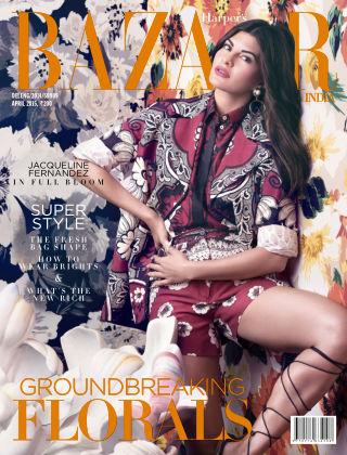 Harper's Bazaar India  April 2015