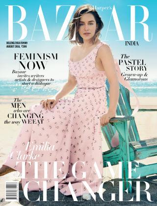 Harper's Bazaar India August 2016