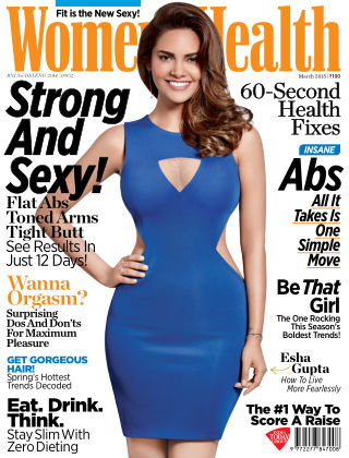 Womens Health India  March 2015