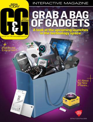 Gadgets and Gizmos September 2015
