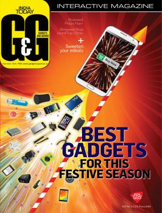 Gadgets and Gizmos November 2015