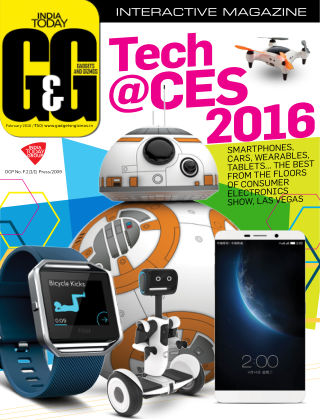 Gadgets and Gizmos February 2016