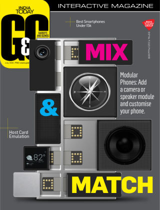 Gadgets and Gizmos July 2016