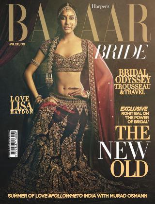 Harper's Bazaar Bride 2015-04-01