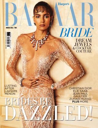 Harper's Bazaar Bride 2015-03-01