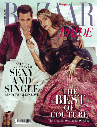 Harper's Bazaar Bride October 2015
