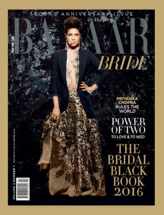 Harper's Bazaar Bride February 2016