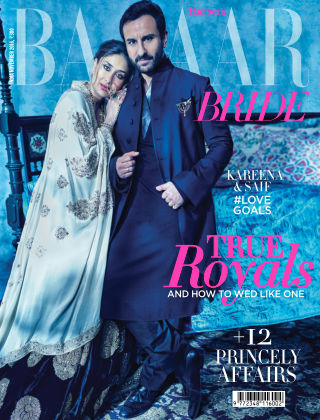 Harper's Bazaar Bride November 2016