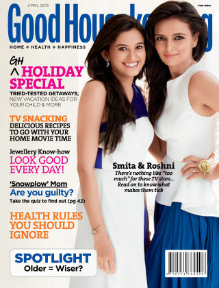 Good Housekeeping India 2015-04-01
