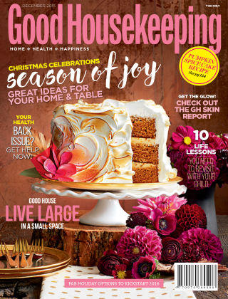 Good Housekeeping India December 2015