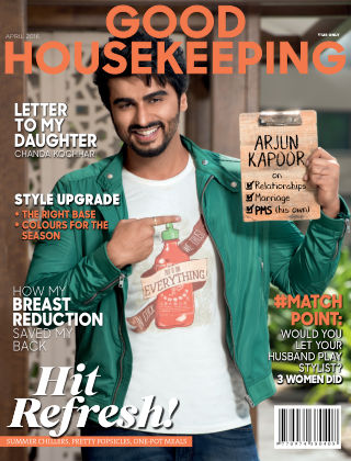 Good Housekeeping India April 2016